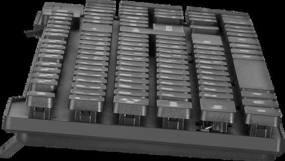Клавиатура Defender OfficeMate HB-260 45260, цвет черный