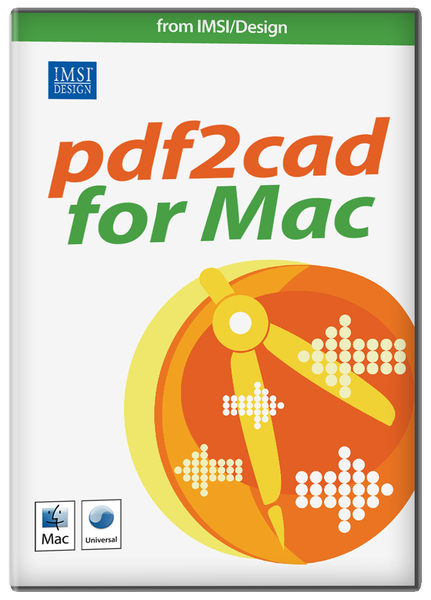 IMSI/Design, LLC IMSI/Design pdf2cad (версия v11 ESD), стоимость 1 лицензии Windows, 00P2C530XX