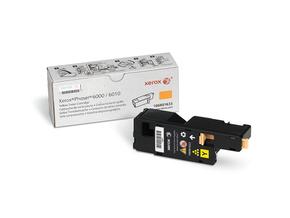 Phaser 6000/10 & WorkCentre 6015, тонер-картридж желтый Phaser h6000b