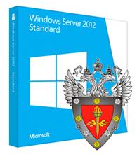 Microsoft Windows Server 2012 Standard (Сертификат ФСТЭК)
