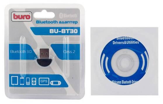 Адаптер Bluetooth Buro BU-BT30