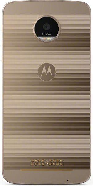 Смартфон Motorola MOTO  Z 32 ГБ золотистый