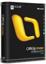 Microsoft Office Standard for Mac 2016