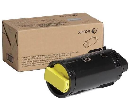 VersaLink C500/505, желтый тонер-картридж экстра повышенной емкости