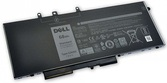 Dell Battery 4-cell 68W/HR (Latitude5280/5290/5480/5490/5580/5590)
