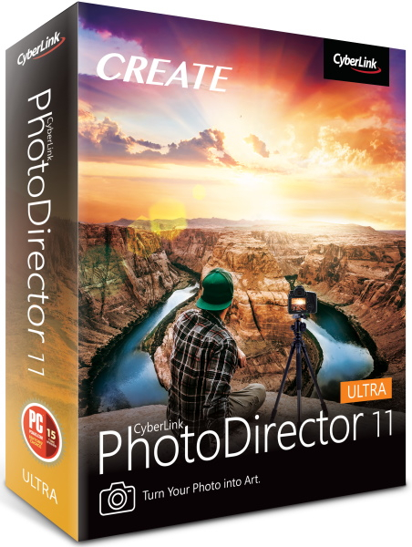 CyberLink PhotoDirector 11