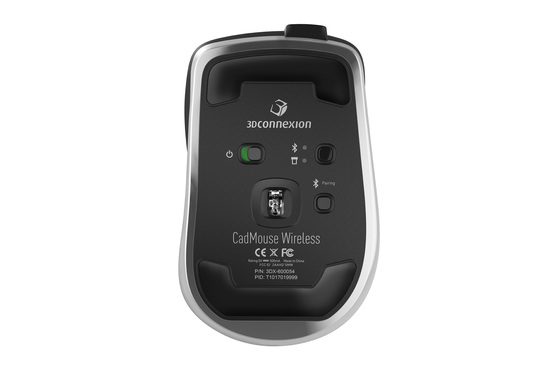 3D манипулятор 3DCONNEXION CadMouse 3DX-700062