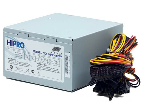 Блок питания Hipro ATX 400W