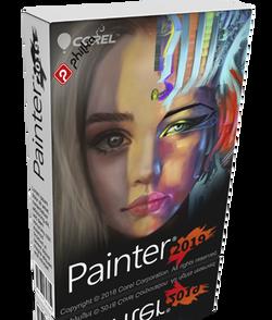 Corel Corporation Corel Painter 2019 (обновление), LCPTR2019MUGPCM1