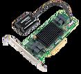 Купить Adaptec RAID 81605ZQ SGL (Hybrid RAID 1, 10 RAID 0, 1, 10, 1E, 5, 6, 50 and 60, 16 ports int (4 SFF8643), 1024 Cache,