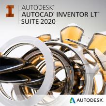 Autodesk AutoCAD Inventor LT Suite (продление электронной версии), локальная лицензия на 1 год, 596F1-009704-T385