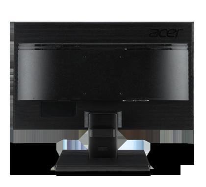 Монитор ACER V206HQL 19.5'' черный