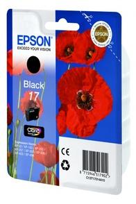 Картридж черный Epson C13T17014A10