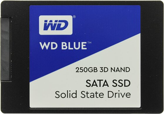 Внутренние SSD Western Digital SATA III 250GB