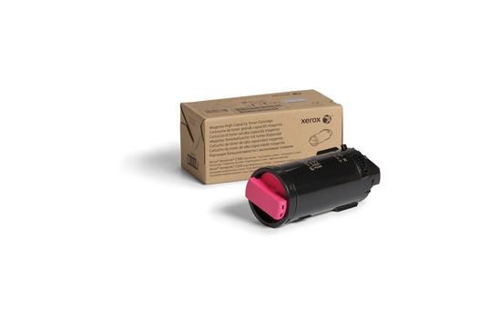 Фото товара VersaLink C500/505, пурпурный тонер-картридж повышенной емкости