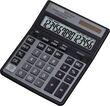 Калькулятор настольный Citizen SDC-760N 16 разрядов черный двойное питание две памяти налог фото