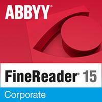 ABBYY FineReader 15 Corporate (обновление лицензии), Обновление Cross Upgrade (Standalone)