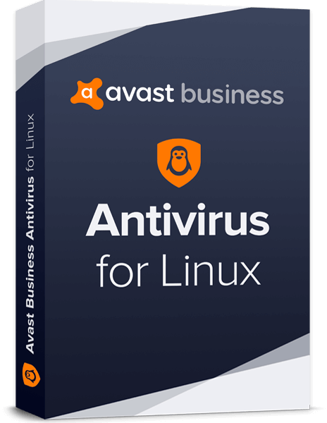 AVAST Software Avast Business Antivirus for Linux (лицензия на 2 года)