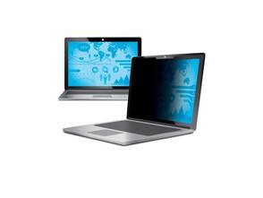"""Экран защиты информации для ноутбука 3M PF125W9B (7100210597) 12.5"""" черный"""