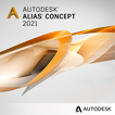 Autodesk Alias Concept 2021.