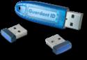 Рубинтех Электронный ключ iButton, Электронный ключ iButton с брелоком DS-1995