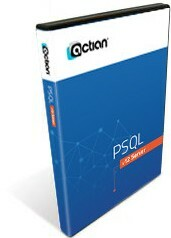 Pervasive Software PSQL v12 Server (лицензия Engines, OS X), 10 пользователей