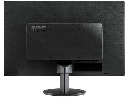 Монитор AOC E970SWN 18.5'' черный