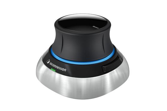 3D манипулятор 3DCONNEXION SpaceMouse Wireless 3DX-700066