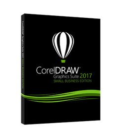 CorelDRAW Graphics Suite 2017 Small Business Edition
