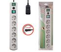Купить Сетевой фильтр Most Сетевой фильтр RG-U 3м (6 розеток)