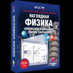 ООО «Экзамен-Медиа» Наглядная физика, 7 класс (лицензия)
