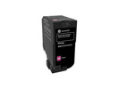 Картридж пурпурный Lexmark CX725, 84C5HM0