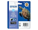 Картридж светло-голубой Epson C13T15754010