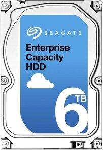 Жесткий диск  SEAGATE Enterprise Capacity 3.5  6000GB 7.2K SAS 12Gb/s