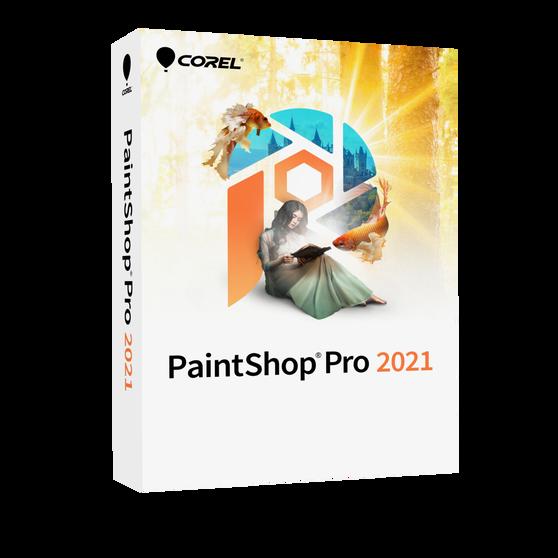 Corel Corporation PaintShop Professional 2021 ULTIMATE (коммерческая лицензия ESD)