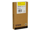 Картридж желтый Epson T6128, C13T612400