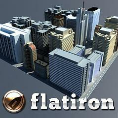 3D-IO Flatiron