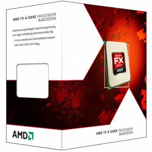 Процессор AMD    FX-4300 BOX