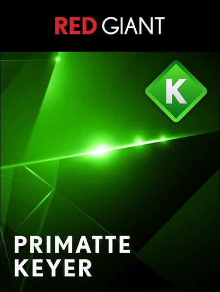 Red Giant Primatte Keyer Pro 5.1