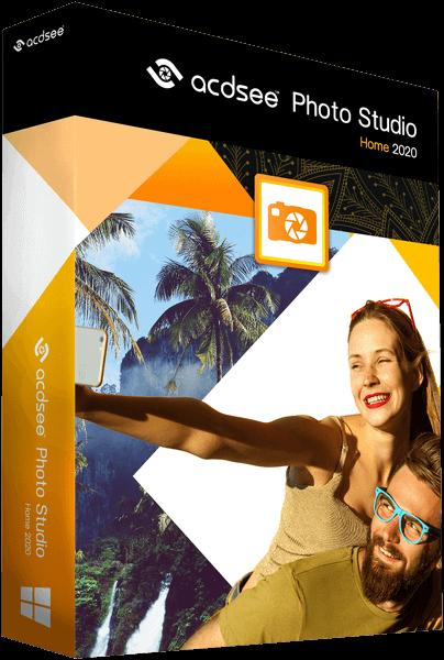 ACD Systems International ACDSee Photo Studio Home 2020 (обновление бессрочной лицензии), ACDPSH20WLUAXEEN