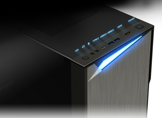 ПК AORUS Intel Core i5 9400 + Подарок Гарнитура AORUS H5