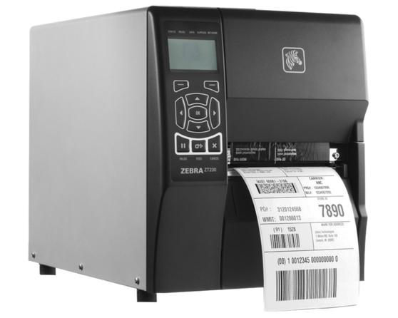 Принтер Zebra Industrial Printer ZT230
