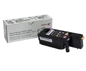Phaser 6020,6022/WorkCentre 6025,6027, пурпурный тонер-картридж стандартной емкости