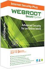 Webroot SecureAnywhere Internet Security Plus