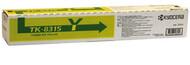 Тонер-картридж желтый Kyocera TK-8315Y