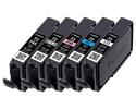 Картридж черный, серый, светло-пурпурный, светло-голубой, прозрачный Canon PGI-72, 6403B007