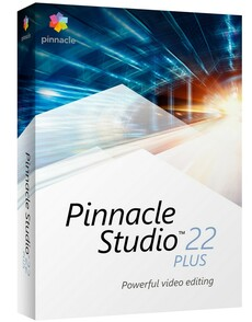Corel Corporation Pinnacle Studio (коробочная версия), Plus ML EU, PNST22PLMLEU