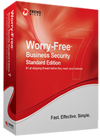 Trend Micro, Inc. Trend Micro Worry-Free Business Security Services (1 Year Advanced License)