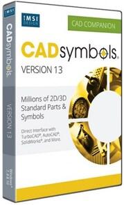 IMSI/Design, LLC CADsymbols (лицензия), версия 12, 00CSYX13XX
