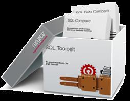 Red Gate Software Red Gate SQL Toolbelt (лицензия с техподдержкой на 1 год), на 2 пользователя, SKU-64